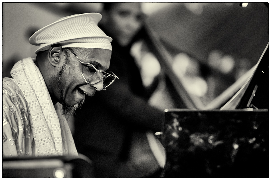 Omar Sosa & NDR Bigband beim Jazz Open Hamburg 2016